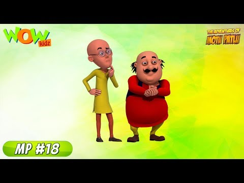 Motu Patlu SUPER FAST videos #18 - As seen on Nickelodeon thumbnail