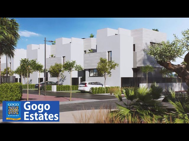 Beautifully designed villas on a brand new prestigious lake resort