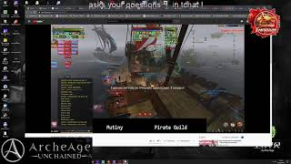 [FR/EN] ArcheAge Unchained news tchat, on discute !!...