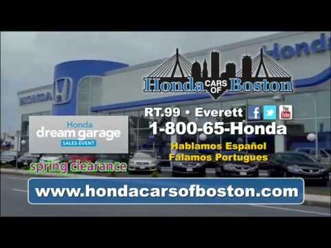Honda Cars Of Boston | Your Honda Dream Garage Needs A 2015 Civic!