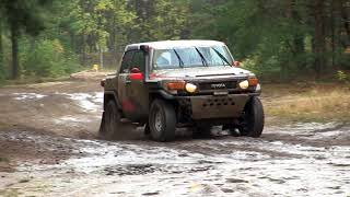Toyota FJ Cruiser Baja Videos