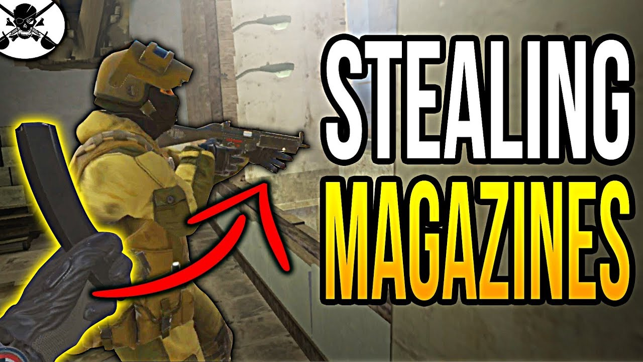 STEALING MAGAZINES IN CS - GO VR | PAVLOV | FPS VIRTUAL REALITY