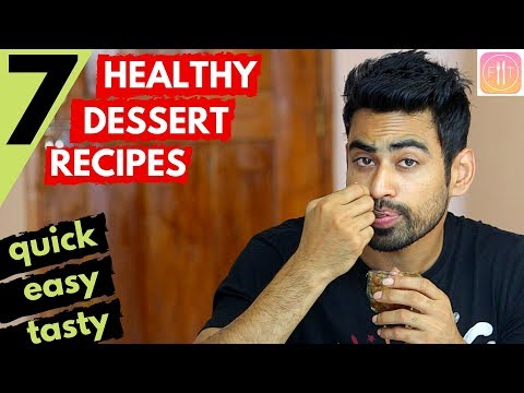7 Quick & Healthy Dessert Ideas For Your Sweet Tooth (Indian Dessert Recipes)