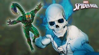 Я СОШЕЛ С УМА СКОРПИОН УЖАЛИЛ ЧЕЛОВЕКА ПАУКА Marvel's Spider Man! Игра по  у Человек Паук #29