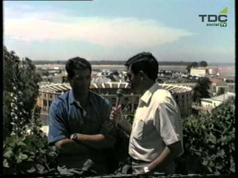 Año 1987 Entrevista a Paco Ojeda en su casa
