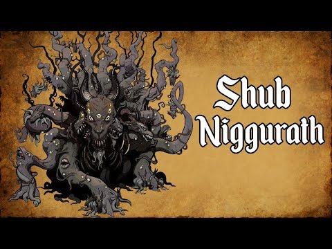 Shub-Niggurath - (Exploring the Cthulhu Mythos)
