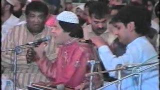Qawali - Hanjawn Naal Ghusl Dewan - Mehfil-e-Milad o Sama (17-03-2007) - ...