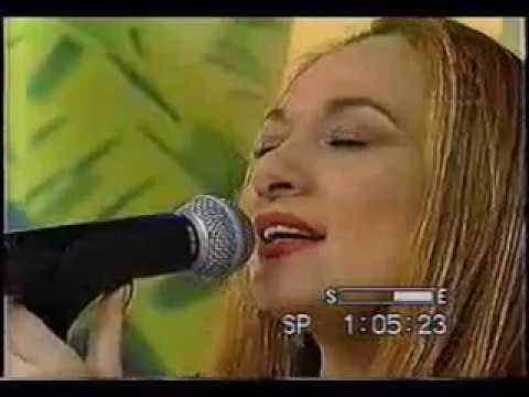 """ANDREA DEL CARMEN """"AMARTE ES UN PLACER"""" TELEVISA CANAL 9"""