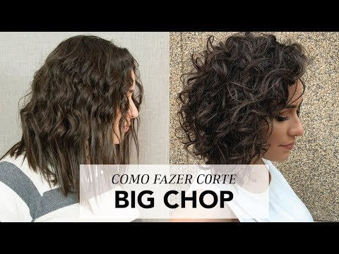 Como Fazer o Corte Big Chop
