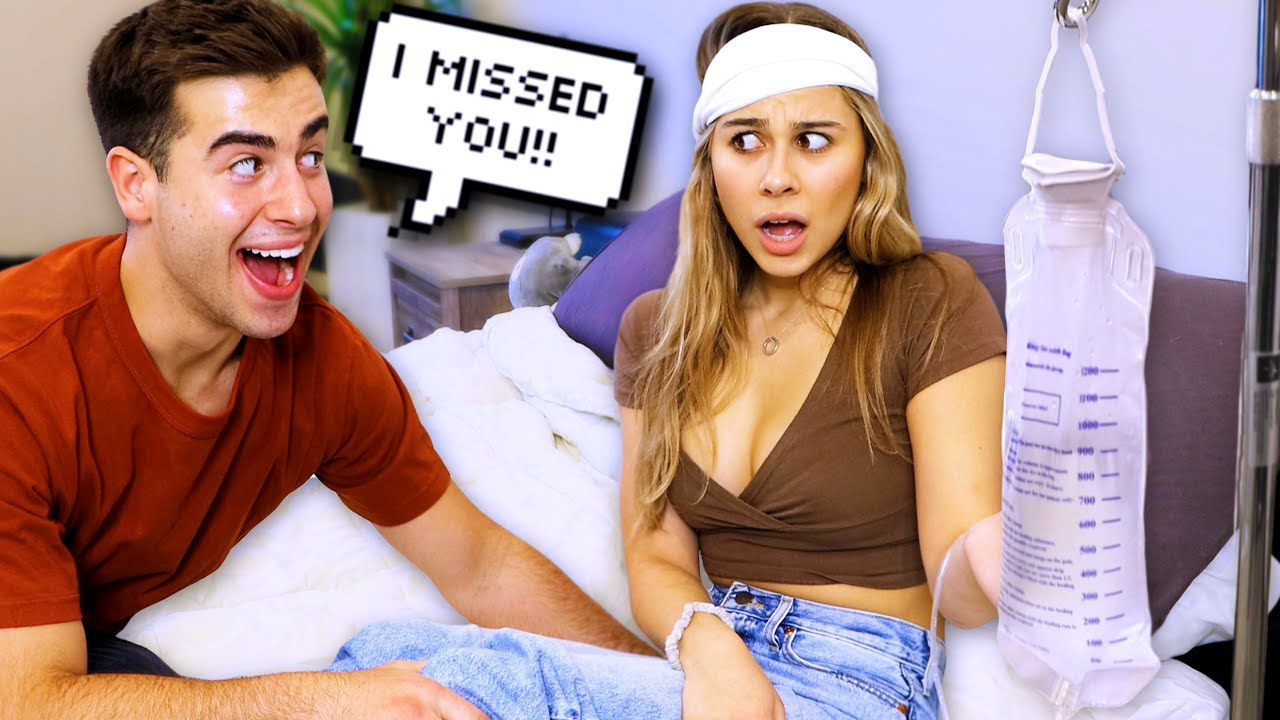 Convincing My Girlfriend She Was In A Coma..