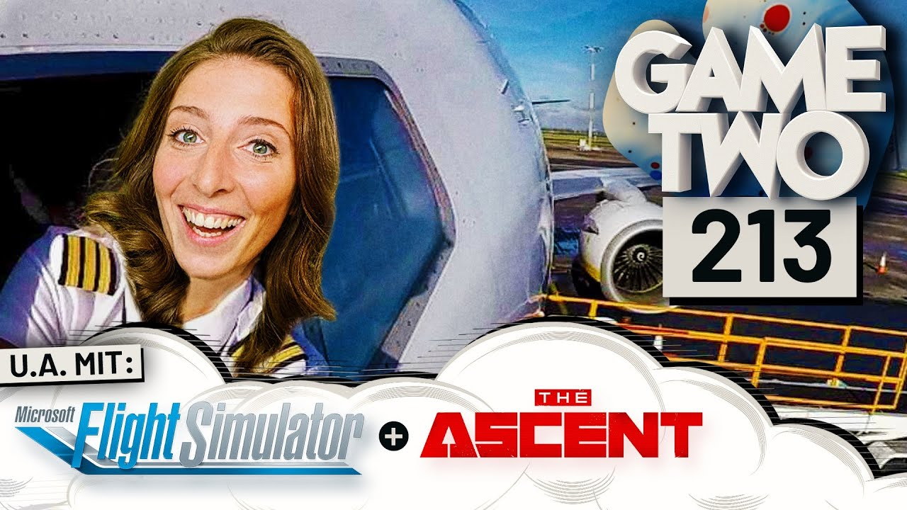 Download Microsoft Flight Simulator Xbox Update, The Ascent, Back 4 Blood | Game Two #213