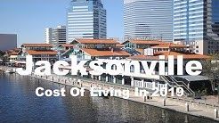 Cost Of Living In Jacksonville, FL, United States In 2019, Rank 117th In The World