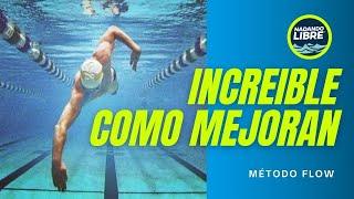 Increible para mejorar en natación