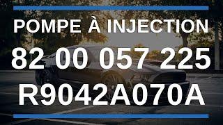 POMPE A INJECTION DELPHI 8200057225 R9042A070A