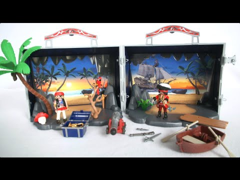 Pirate Treasure Chest From Playmobil Youtube