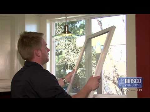 Cleaning and Maintaining Your Vinyl Window
