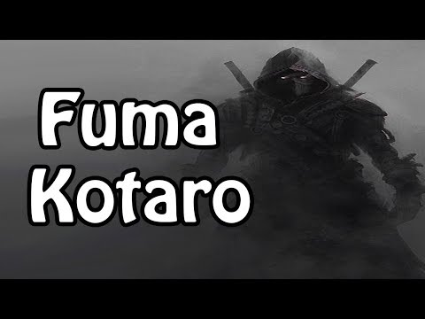 Fuma Kotaro: The Oni Ninja (Japanese History Explained)