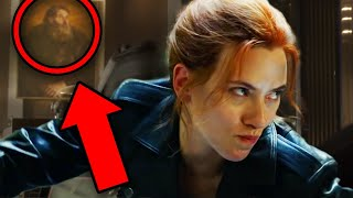 BLACK WIDOW Trailer Breakdown! Special Look Taskmaster Details You Missed!