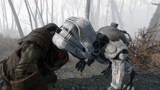 Robot Dog Companion - Panzerhund - Fallout 4 Mods (PC)