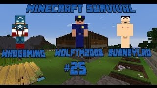 Minecraft Co-Op Survival | Episode 25