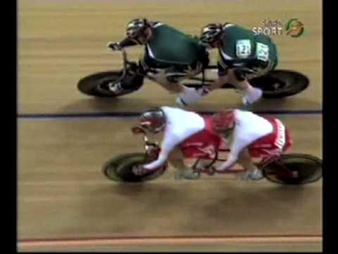 Michael Thomson Gavin Kilpatrack paralympics