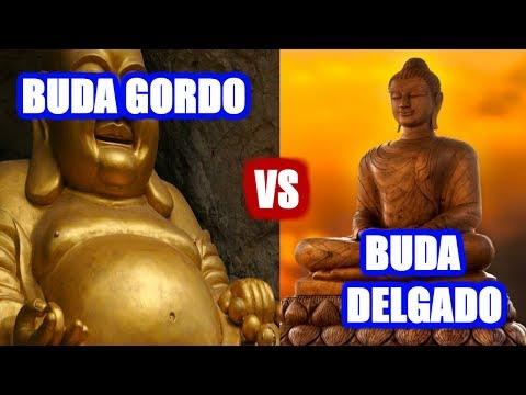 Buda gordo VS Buda delgado (uno no existe)