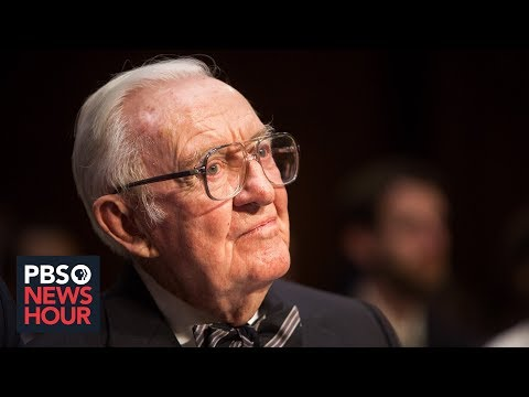 How Justice John Paul Stevens hoped to be remembered