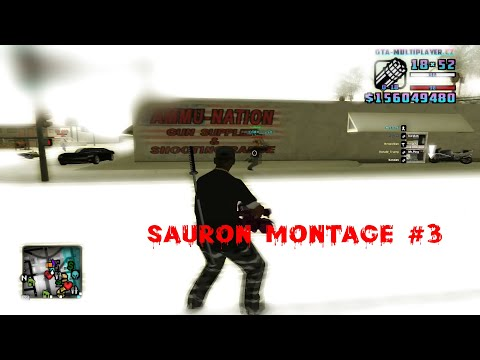 Sauron Killing Montage #3