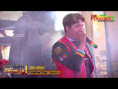 ZENEGAL - AMAME en vivo 2017  WAYNA MARKA (Fernandez Producciones)