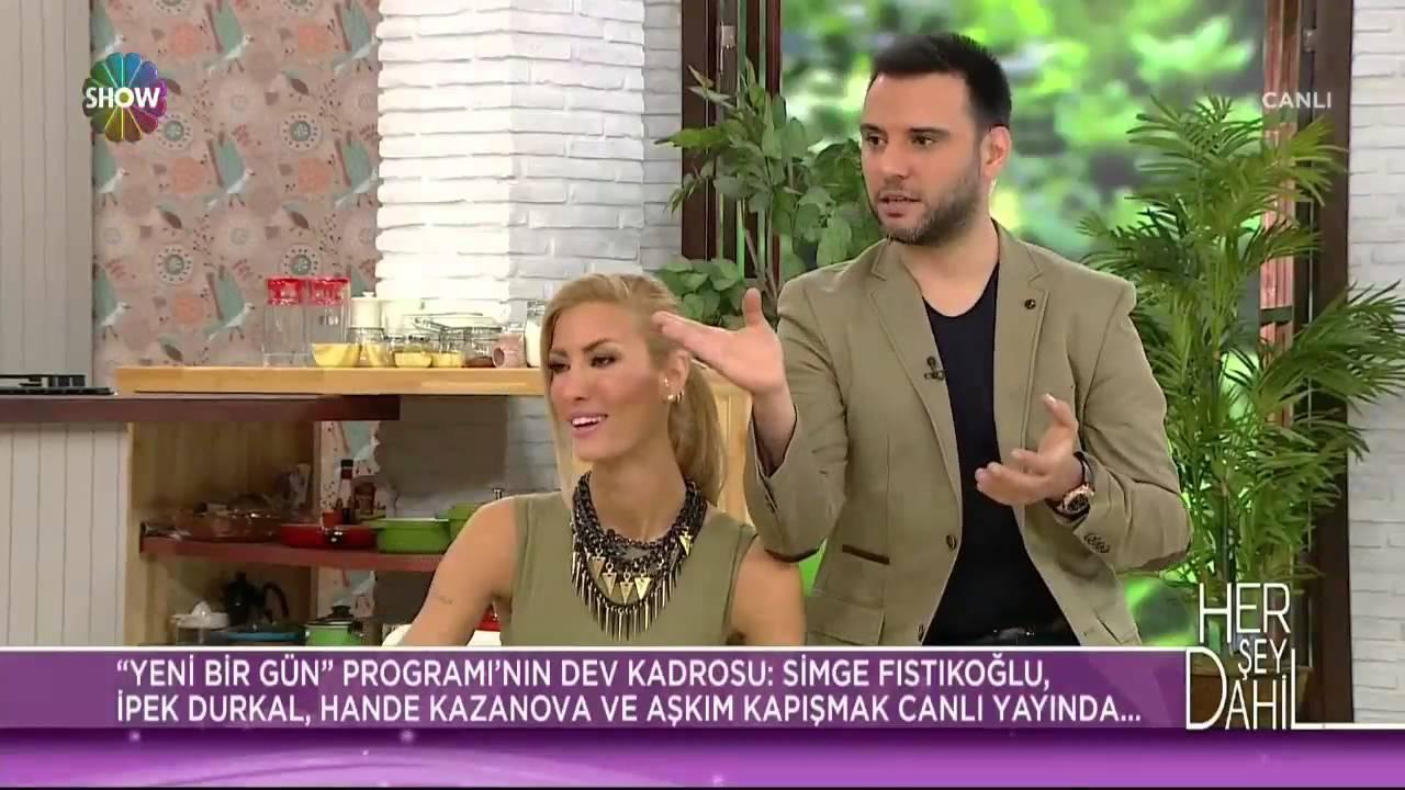 Simge Fıstıkoğlu Şarkı Söylüyor - Herşey Dahil - Showtv