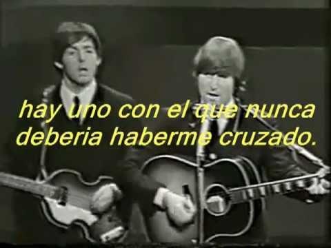 the beatles im a loser subtitulado espa241ol youtube
