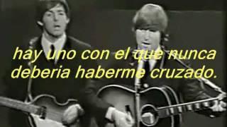 The Beatles  I'm a Loser  Subtitulado  español