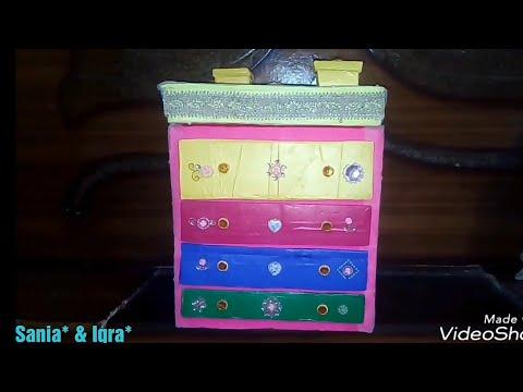 Handmade Jewelry Box Video