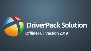 how To Download and install DriverPack Solution Full Offline ISO