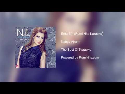 Nancy Ajram - Enta Eih (Rumi Hits Karaoke)