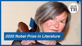 2020 Nobel Prize in Literature