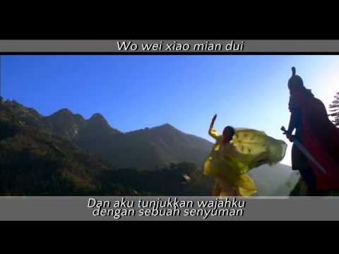 PRT - THE MYTH ENDLESS LOVE (LYRICS)- Jackie Chan & Kim Hee Sun