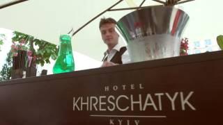 видео гостиница в Киеве