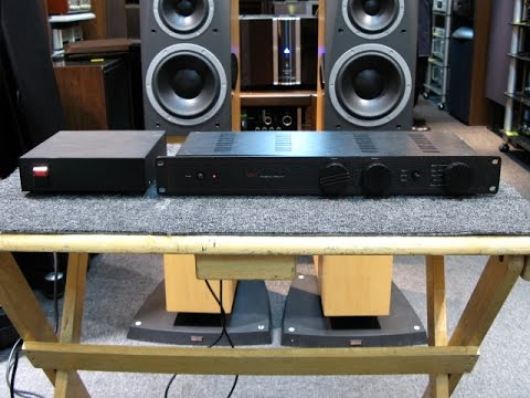 Musical Fidelity MVT MkIII phono MM stage + Moth30 + Rogers LS2