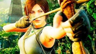 Игра «Shadow of the Tomb Raider» — Русский релизный трейлер игры [2018]