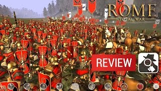 ROME: TOTAL WAR | AppSpy Review