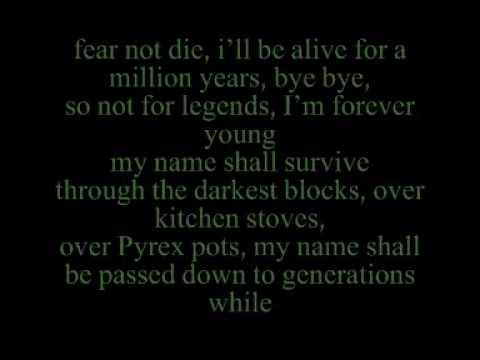 JaY- Z- Forever Young (Lyrics) - YouTube