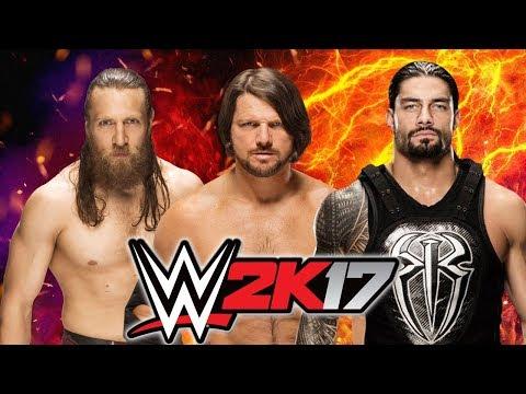 Daniel Bryan vs Aj Styles vs Roman Reigns
