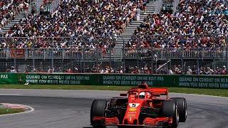 Формула-1: новая победа Феттеля