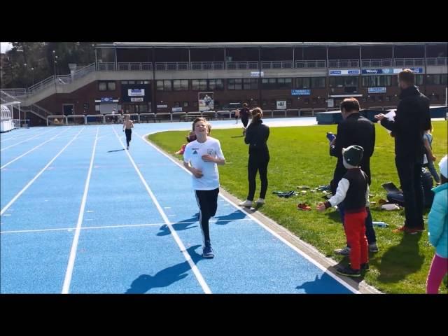 Spring För Livet med Sollentuna FK P04 Vallen Nord