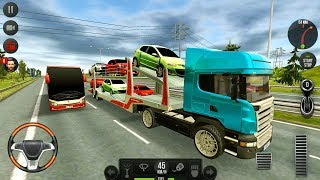Truck Simulator 2018 Europe #4 Aerotech Cargo - Android Gameplay FHD