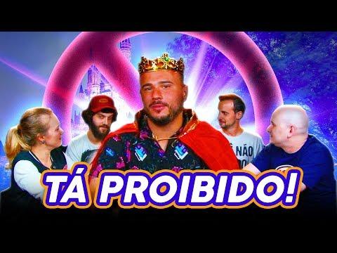 O REI PROÍBE - com Ed Gama