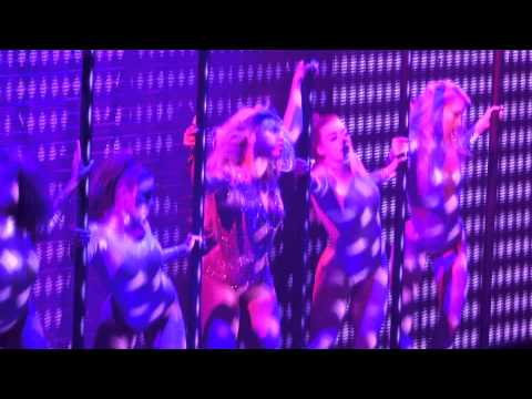 Partition Beyonce Mrs  Carter Show 2014 London 06.03.14