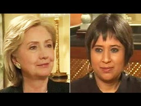 """Modi visa issue """"a thing of the past"""": Hillary Clinton to NDTV"""