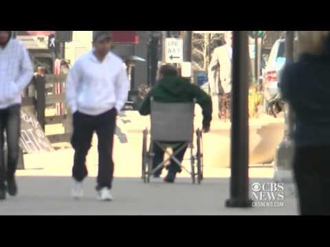 Beggar in Kentucky admits to scam